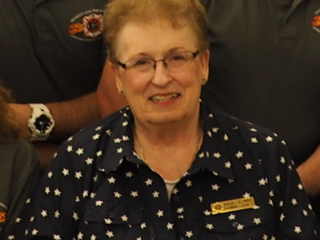 Commissioner Kathy Small Retires