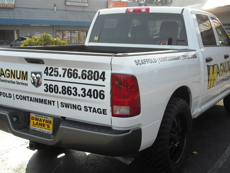 How to Advertise and Market with Your Construction Vehicle