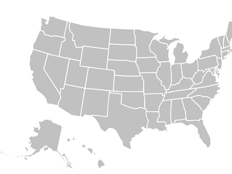 US States That Have Recently Legalized Cannabis