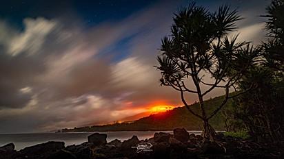 Éruption du Piton de la Fournaise 2020