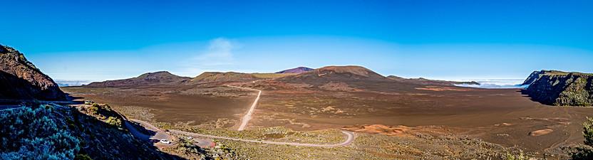 Volcan - Plaine des sables
