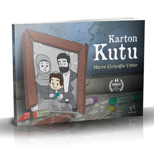 """The Box"" Children's Book / ""Karton Kutu"" Kitabı"
