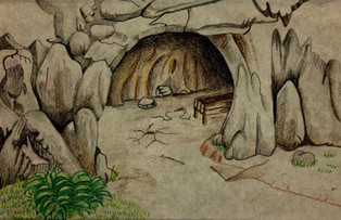 [TR] Mağaram...