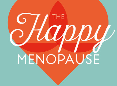New Book Review - The Happy Menopause: Smart Nutrition to Help You Flourish