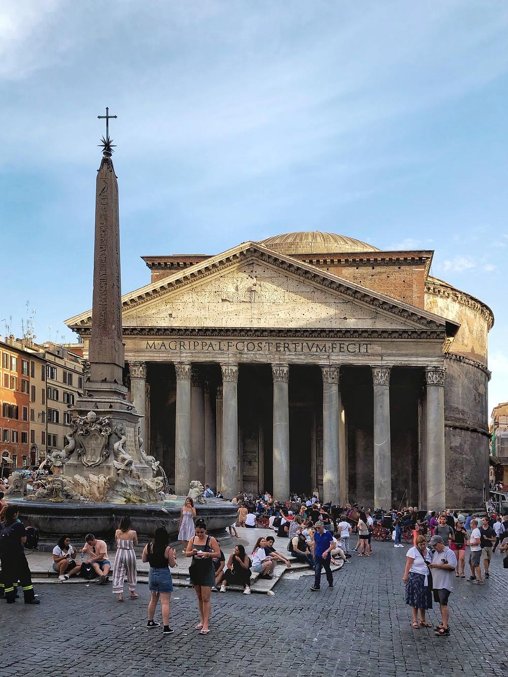 arquitetura experiencia roma