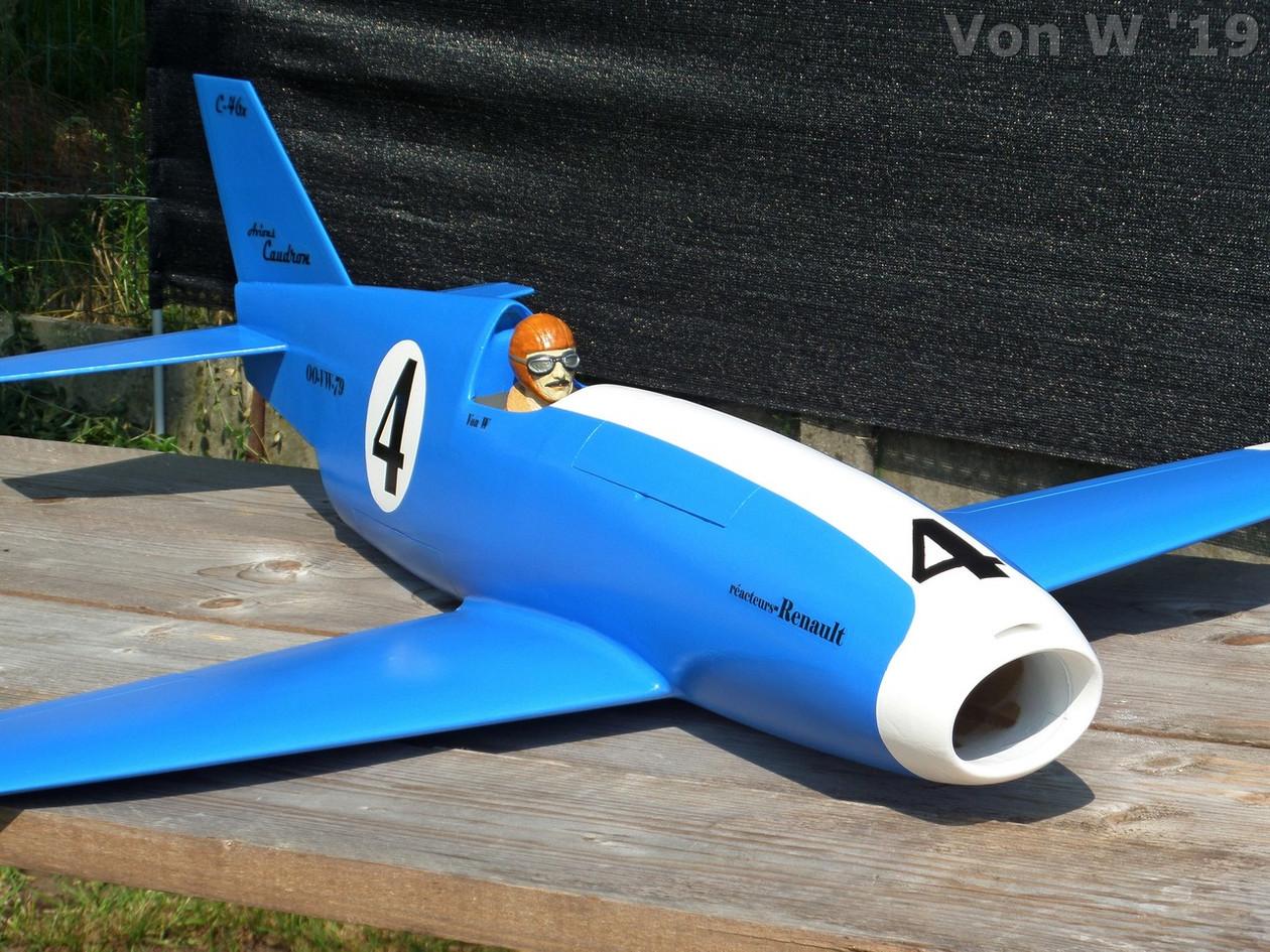 Caudron X-46c