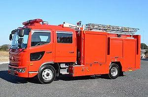 化学消防ポンプ自動車_化Ⅰ型