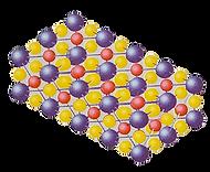 分子間構造イメージ