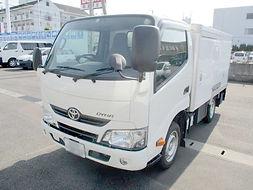 トヨタダイナ冷凍車
