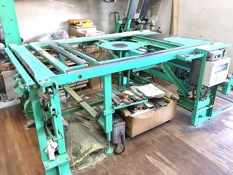 畳製造機械