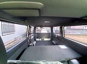 プライバシー 車内