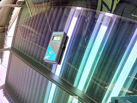UVカット高断熱 測定器