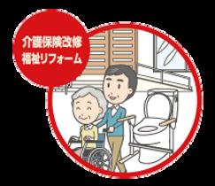 介護保険改修・福祉リフォーム