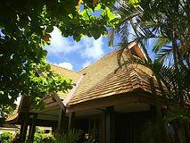 bardeau bois, tuiles de Tahiti