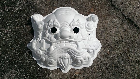 Small Chinese Lion (with hole)