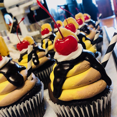 Jumbo Gourmet Cupcakes