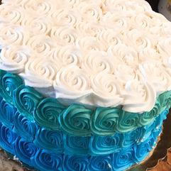 "Custom 8"" Cake"