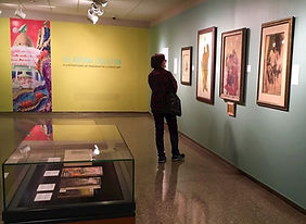 university of maryland art exhibit, albin kuhn library gallery, science fiction illustration collection, fantasy art exhibit, the korshak collecton, imaginative literature