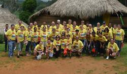 Panama tribe hears the gospel