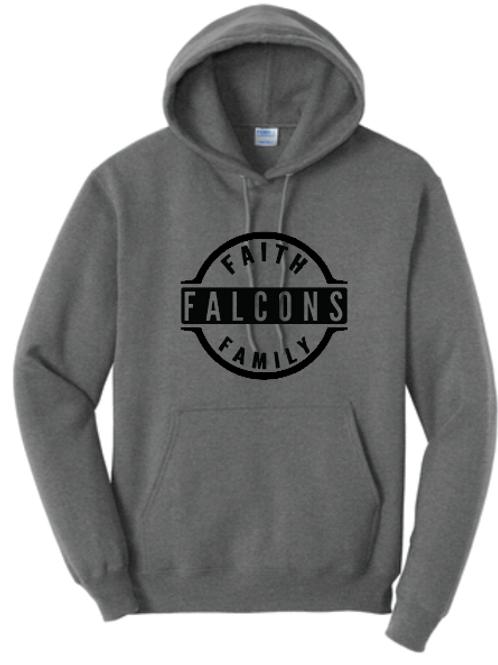 Faith / Family / Falcons (Hoodie)