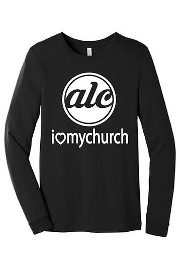 Love my Church (Long Sleeve)