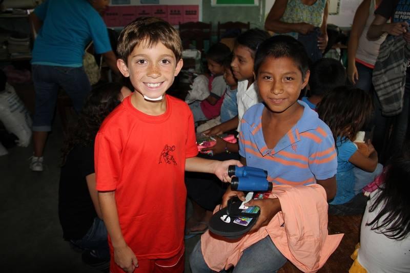Distributing School Supplies
