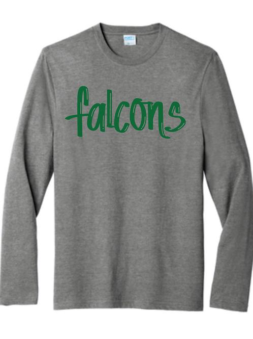 (Adult Long Sleeve) Falcons