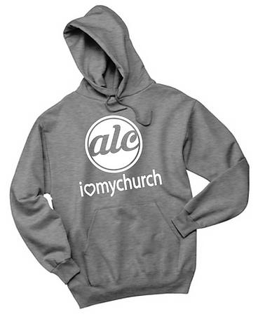 I Love My Church (Hoodie)