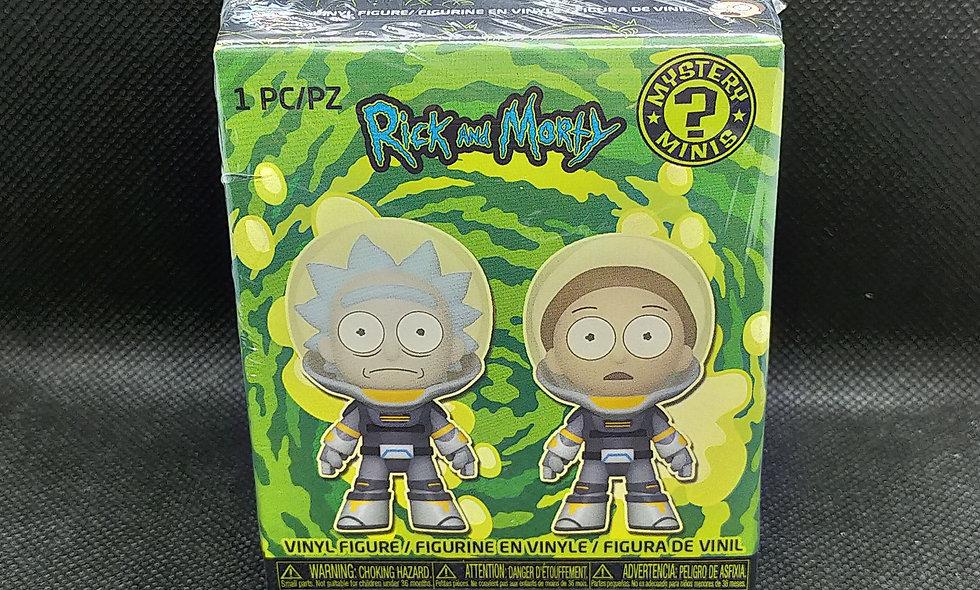Blind Box Mini Vinyl Figure - Rick and Morty