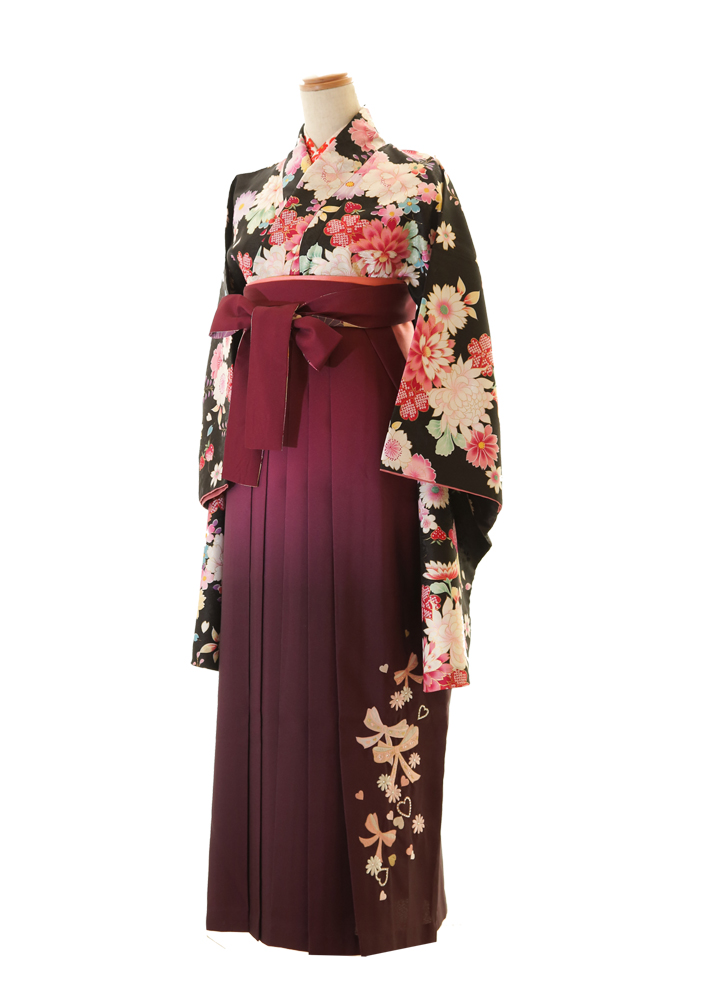 黒派手×赤紫