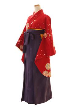 赤手毬×紫