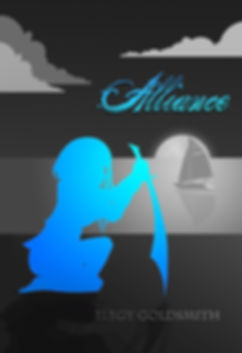 Wartime romance novel Alliance by Elegy Goldsmith