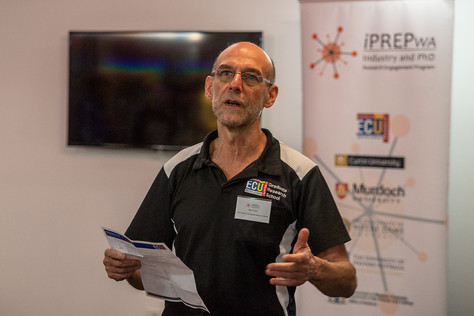 iPREP WA CELEBRATES INDUSTRY ENGAGEMENT AND PARTNERSHIPS 'in the pines' AT ECU JOONDALUP
