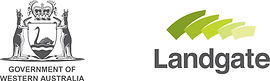 WA GOV Crest Landgate logo CMYK GREEN.jp