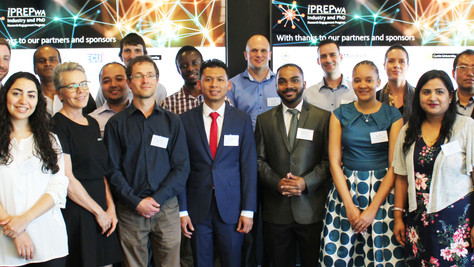 iPREP WA INDUSTRY COLLABORATION PROGRAM HELPS PHD CANDIDATES TO BECOME EMPLOYMENT READY
