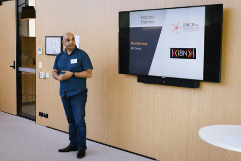 COVID-19 TURNS THE iPREP WA PLACEMENT INTO A HOME-BASED INDUSTRY EXPERIENCE