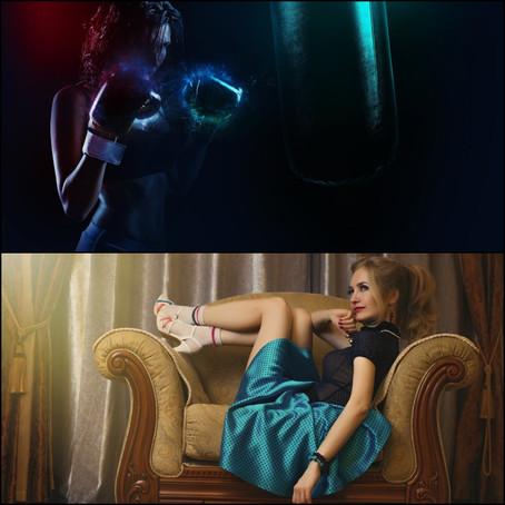 Heroínas... / Super women...