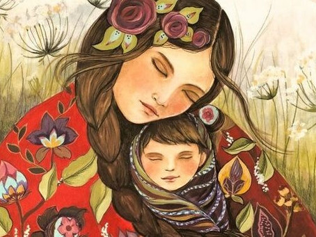 Dear daughter / Querida filha