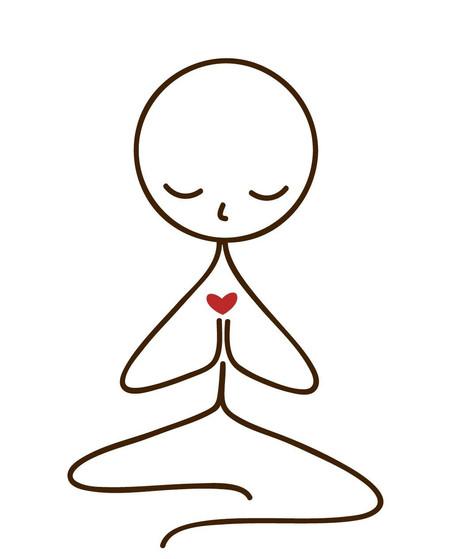 Acomode-se no momento Presente, onde você está/Settle into the Present Moment, wherever you Are