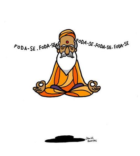 'Ser Zen' e confusões…