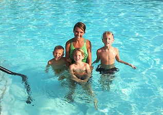 swimming lessons, swim special needds, swim lessons frisco, ms. erin's swim school