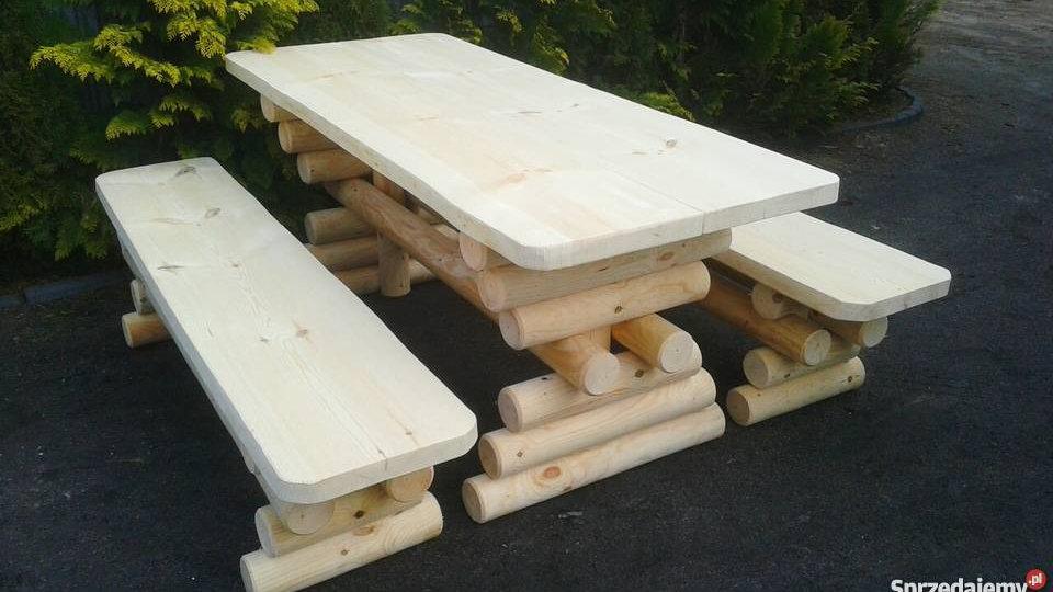 Holz Gartenmöbelsets, Terrassenset DE-OP