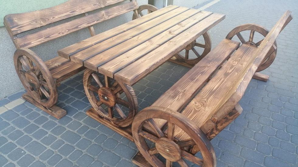 Gartenmöbel-Sets Holz, ZZO-170, Terrassenset