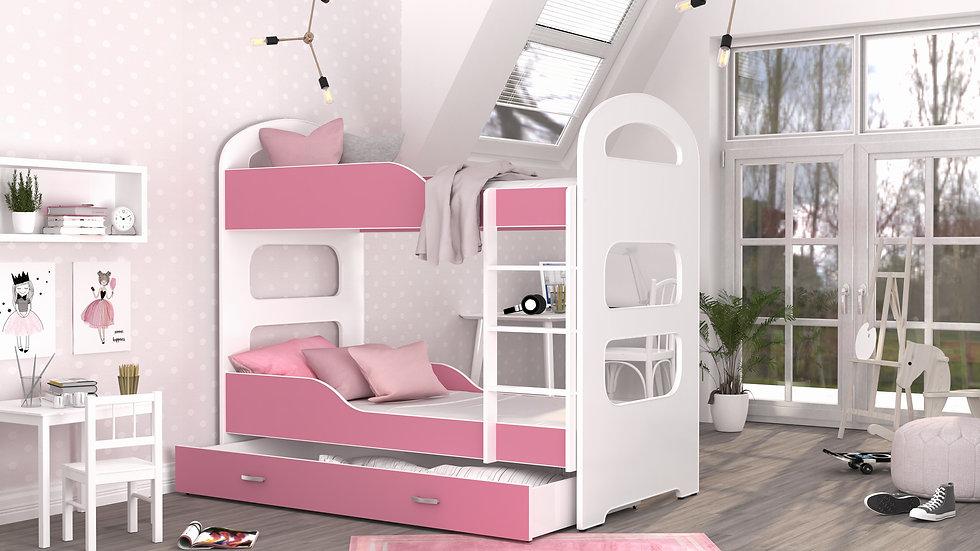 Kinderbett, Etagenbett, Doppelbett DO MI