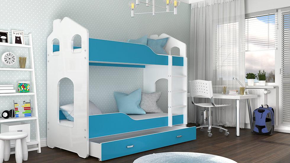 Kinderbett, Etagenbett, Doppelbett DO DO