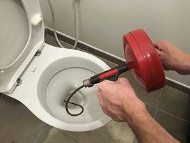 Débouchage WC et toilettes bouchées