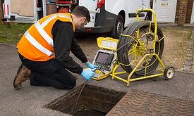 Service d'inspection Caméra des canalisations et Detection de fuites sur Bruxelles et les régions wallonie et flamande