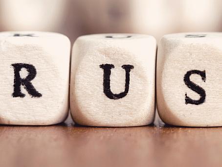 Mut und Vertrauen in diesen Zeiten