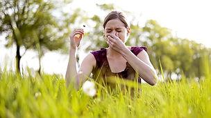 Allergien und Heuschnupfen Ursachen, Beschwerden, Selbsthilfe und Behandlung - Sylke Müller Heilpraktikern