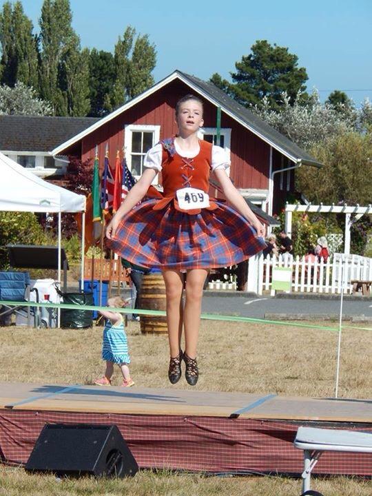2014 Hamilton Whidbey Island Highland Games